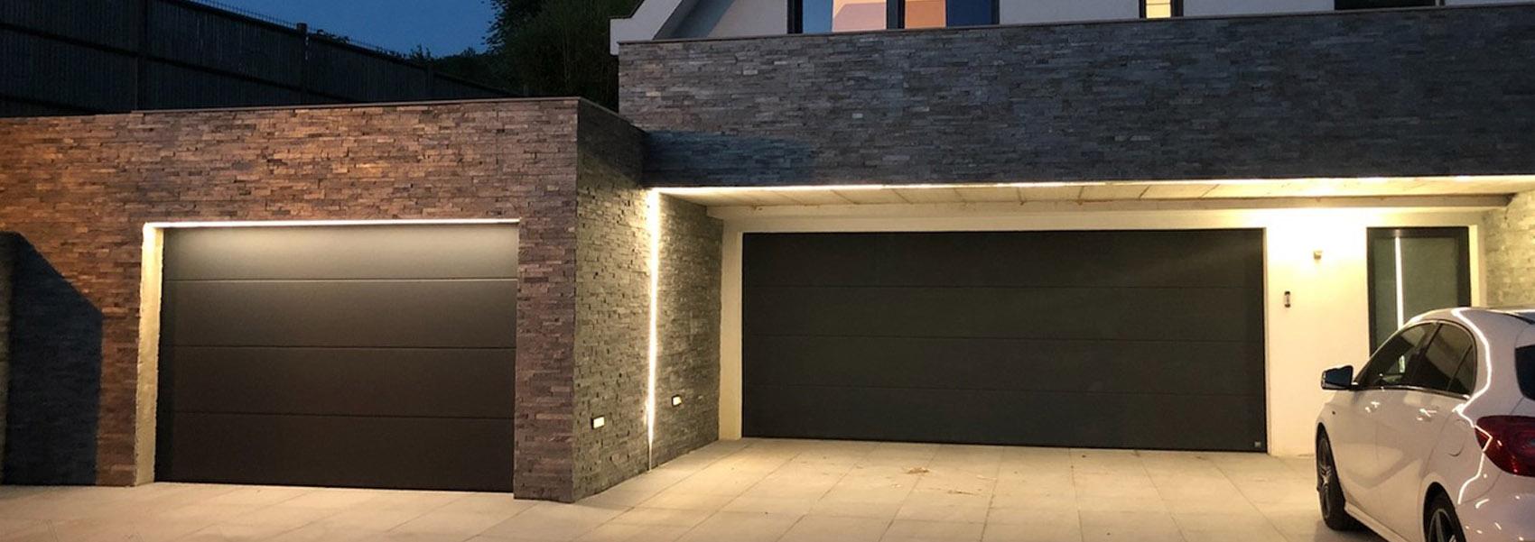 Installation porte garage alu haut rhin territoire de for Porte garage haut rhin